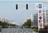 框架信号灯杆YH-020