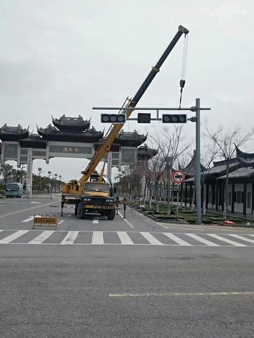 江西交通信号灯案例